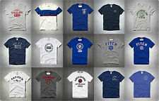 ABERCROMBIE & FITCH T-SHIRT 【 SELECT YOUR SIZE / COLOR 】 BRAND NEW