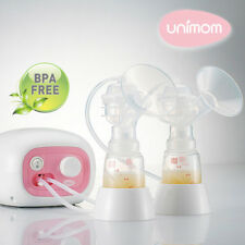Electric Breast Pump Hospital Grade Spectra Double Unimom Forte BPA Free