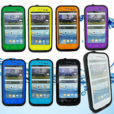 Waterproof Shockproof Dirt Snow Proof Case Cover For Samsung Galaxy S4 S 4