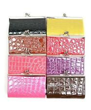 ONE (1) Women's Coin Purse, Assorted Colors -  Fashion Change Purse, Coin Holder
