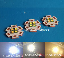 Cree XPE 4Chip 6V/12V LED Emitter instead of MCE XML LED with 20MM Cooper PCB