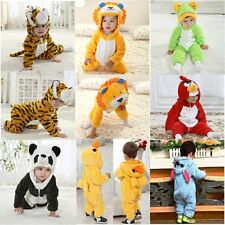 Baby Boy Girl Carnival WINTER Fancy Party Costume Outfit Dress Suit Gift 3-24M