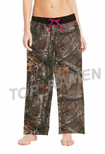NWT Women's Realtree Camo Fleece Lounge/Sweat Pants - Size Medium (38/40) NEW