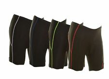 New Mens Quality Cycle Cycling Shorts Road Coolmax Anti-Bac Padding All Colours