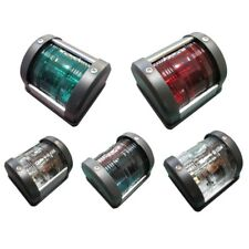 Marine Navigation Lights For Boats Up to 12m Sailing Mast Port Starboard Stern