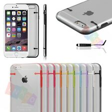 Ultra Thin Transparent Crystal Clear Hard TPU Case Cover For iPhone 5S 6s 7 Plus
