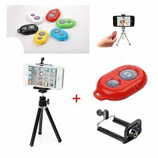 Rotatable Tripod Mount Stand Holder For iPhone 6 5 5S 4 Galaxy S3/S4 Cellphone