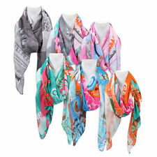 Women's Spring Summer Scarf patterned summer scarf