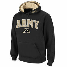 Stadium Athletic Army Black Knights Charcoal Arch & Logo Pullover Hoodie