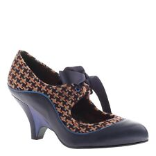 Poetic Licence Women's Shoes - SCHOOLS OUT IN NAVY