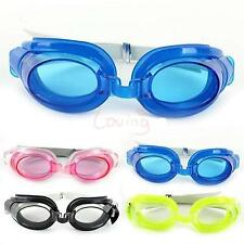 Adjustable UV Protection Adult Non-Fogging Anti UV Swimming Goggles Swim Glasses