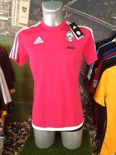 MAGLIA CALCIO SHIRT FOOTBALL ADIDAS JERSEY TRAINING JUVENTUS PINK ROSA 2015/2016