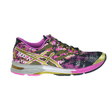 Asics Gel-Noosa Tri 10 Gold Ribbon Womens' Shoes Black/Gold t5m9n-9094
