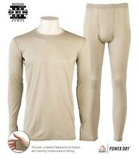 All Sizes Military Gen III ECWCS level 1 Silk Thermal Top shirt or Bottom Pants