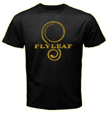 Flyleaf Heavy Metal Rock Band Music Logo - Men Black T shirt size S to 2XL