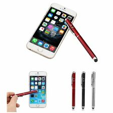 3in1 LED Laser Pointer Touch Screen Stylus Pen Flashlight for iPhone Samsung HTC