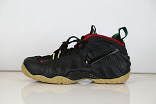 NIKE AIR FOAMPOSITE PRO GORGE GREEN GYM RED 624041-004 7-12 gone fishing one