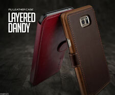 Verus Dandy Soft Flip Leather Wallet Diary Cover For Samsung Galaxy Note 5 Case