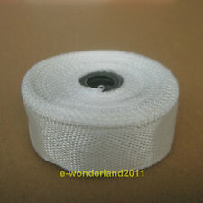 Fiberglass Cloth Tape E-Glass 2.5cm ×15m Glass Fiber Plain Wea Free Shipping