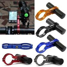 New Style Carbon Fiber MTB Bicycle Handlebar Mount Extender Bicycle Lamp Holder