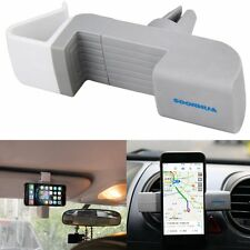 Universal Car Air Vent Sun Visor Mount Cradle Holder Stand for Mobile Phone GPS