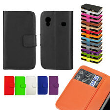 Quality PU Leather Case Cover Pouch For Samsung Galaxy Ace S5830 GT-S 5839 ,S6
