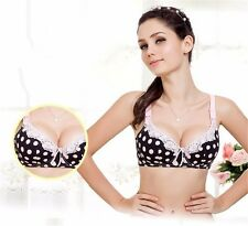 Adjustable Pregnant Maternity Nursing Breastfeeding Lace Bra 34 - 42 Cup B / C