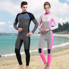 3mm Neoprene Warm Swimming Wetsuit Diving Jumpsuits Full Surfing Suit Wetsuits