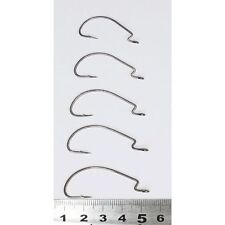 Crank Hooks Size 1-4/0 VMC Chemically Sharpened Fishing Hooks New!!