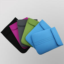 Zipper Soft Sleeve Bag Case Cover Pouch for iPad Pro Mini Tablet PC Mid