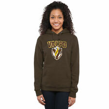 Valparaiso Crusaders Women's Brown Classic Primary Pullover Hoodie