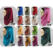 Fashion Colorful Women Hijab Amira Islamic Jilbab Muslima Abaya Hejab Headscarf