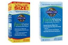 Garden of Life fucoTHIN 90 or 180 Softgels
