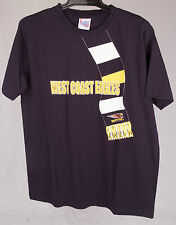 Official AFL West Coast Eagles Youth Supporter Tee Size 14