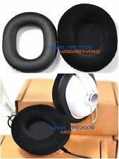 Velour Velvet Ear Pads Cushion For Panasonic RP-HTX7 HTX9 HTX7A Headphone L size
