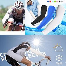 5pair Cooling Athletic Sport Skins Arm Sleeves Sun Protective UV Cover Golf Lot