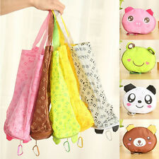 Hot Storage Handbag Cotton Cute Foldable Shopping Tote Reusable shopping Bags