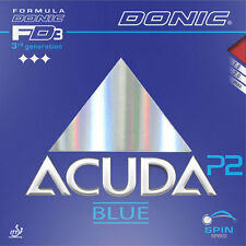Donic Acuda Blue P2 Table Tennis Racket