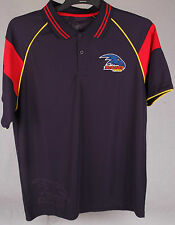 Official AFL Adelaide Crows Mens Premium Polo Size Medium