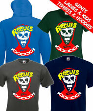 The Warriors Rogues Gang Retro Movie T Shirt