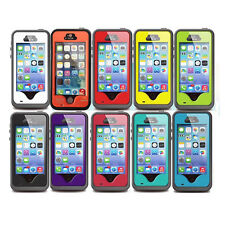 Redpepper Waterproof Shockproof Dirtproof Durable Case Cover for iPhone 5 5S