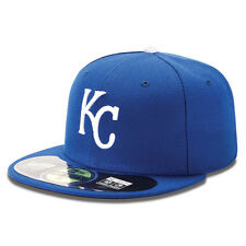Kansas City Royals New Era MLB Official AC On-Field 59FIFTY Fitted Cap Hat – ...