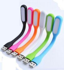 Flexible Bright USB LED Light Keyboard Computer for Notebook PC Laptop Reading
