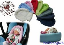 Baby Multi Purpose Head Hugger Support Cushion Pillow Car Seats Pram Push Chair