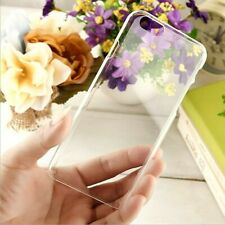 Transparent Crystal Clear Hard Cover Shell Case For iPhone 6/6s & 6/6s Plus