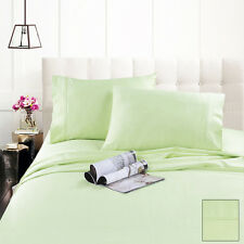 300 Thread Count Cotton Sateen Sheet Set,Hotel Quality,100% Cotton,all size