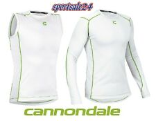 Cannondale Function Vest Baselayer Sleeveless or long Sleeve NEW