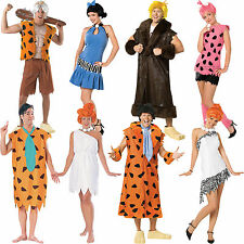 The Flintstones dressing up outfit adult costume Bamm-Bemm Fred Wilma Pebbles