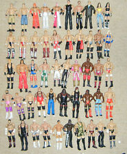 WWE MATTEL BASIC SERIES ACTION FIGURINE FIGURE WRESTLING SUPERSTARS ELITE WWF