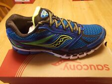 SAUCONY MEN'S GUIDE 8 RUNNING SHOES MEDIUM WIDTH BLUE MULTIPLE SIZES NEW